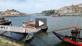 Douro River - Oporto Portugal