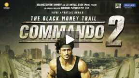 The Last Scene of the Movie Commando 2- The Black Money Trial
