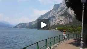 A wonderful day at Lecco Lake,  Italy