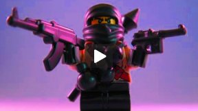 Lego Agents - The Unknown Threat