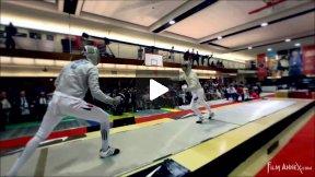 NY Saber World Cup 2011 NYAC - Limbach vs Yakimenko