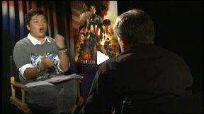 Director Joe Johnston Talks About CAPTAIN AMERICA: THE FIRST AVENGER