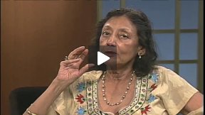 Part II - Bharati Mukherjee talks Literature & Psychic Violence at the UN