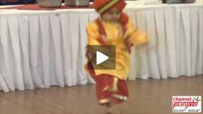 Panjabi kids dance