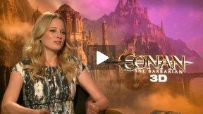 Rachel Nichols (Tamara) Interview