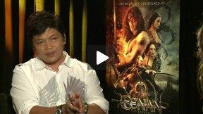Jason Momoa (Conan) Interview