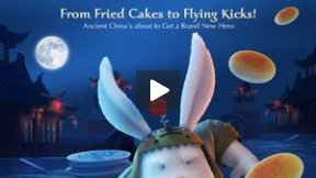 Legend of a Rabbit 3D - Theatrical Trailer