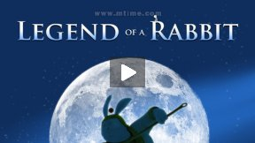 Legend of a Rabbit 3D -  Chinese Music Video