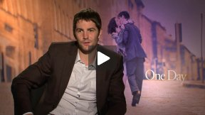 "Jim Sturgess Interview for ""One Day"""