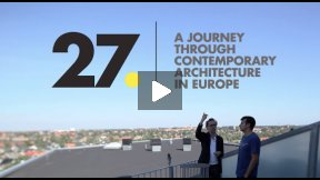 27 // a journey through architecture in EUR // long trailer