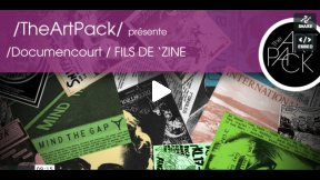 The Art Pack // Fils de Zine