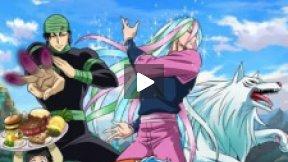 Toriko episode one Toriko x One Piece