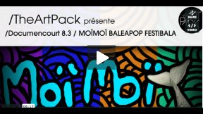 The Art Pack // MOïMOï BALEAPOP