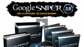 Google Sniper Training Part two