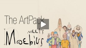 The Art Pack // MOEBIUS Interview