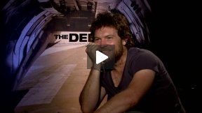 Sam Worthington Wants Me To Grow a Beard!  Check Out My Fun Interview with the Actor for THE DEBT!