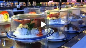 Mobile 5: Sushi Train