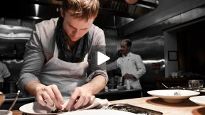 Chef Josh Skenes on Success and Culinary School