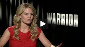 "Jennifer Morrison Interview for ""WARRIOR"""