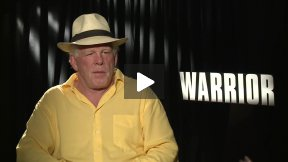"""The Great Nick Nolte Talks About """"Warrior"""""""