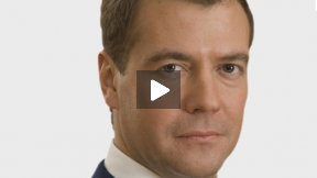 Cold War to Warm Peace-Russia's Medvedev