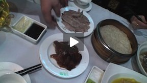 Shanghai Peking Duck