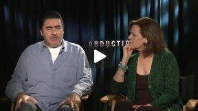 Sigourney Weaver and Alfred Molina