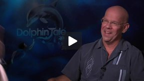 """Director Charles Martin Smith Talks About """"Dolphin Tale"""""""