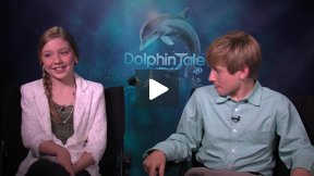 """My Fun Interview with the Kids of """"Dolphin Tale"""""""