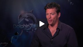 """Harry Connick Jr. Talks About """"Dolphin Tale"""" and Filipino Food, Yum!"""