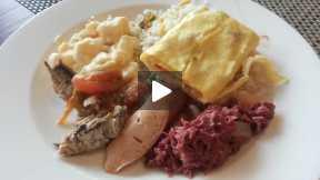 Buffet Breakfast at BHotel QC