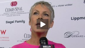 HELLO HOLLYWOOD PINK PARTY WITH A-LIST STARS