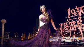 Fashion Photo Shoot- Amongst the City Lights- Emily Soto Photography
