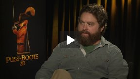 Zach Galifianakis Interview for