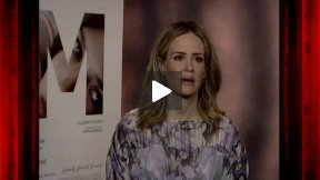 "Sarah Paulson Talks About ""Martha, Marcy, May, Marlene"""