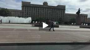 Beautiful Saint Petersburg Russia
