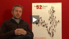 MILANO 55,1. CRONACA DI UNA SETTIMANA. Bruno Oliviero (interview).