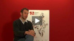 L'ESTATE DI GIACOMO. Alessandro Comodin (interview).