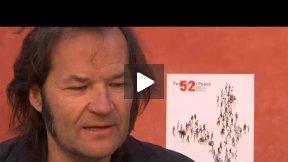 CAVE OF FORGOTTEN DREAMS. Peter Zeitlinger (interview).