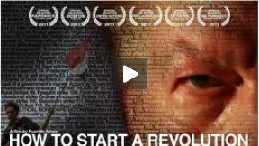 How to start a revolution - Trailer