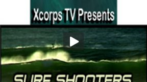 Xcorps Surf Shooters Series  #1.) LOST and FOUND seg.1 HD
