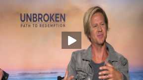 "Jon and Tim Foreman of Switchfoot Talk About ""Unbroken: Path to Redemption"""