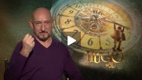 "Sir Ben Kingsley Talks About ""Hugo"""