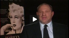 "Harvey Weinsten Interview for ""MY WEEK WITH MARILYN"""