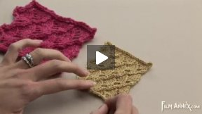 TriCoast Studios Presents: How To Knit Milanese Lace!