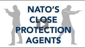 The silent professionals: NATO's close protection agents