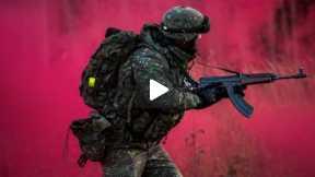 Slovak troops in Latvia
