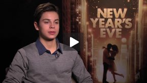 "Jake T. Austin Interview for ""New Year's Eve"""