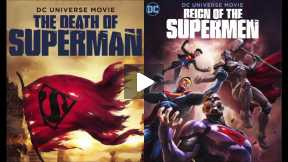 Death and Reign of Superman Double Feature, Pokematic's Fathom Reviews