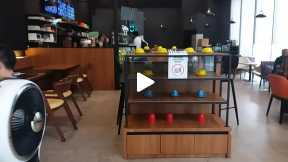 Cafe:In House, Mercu Summer Suites